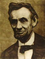 Abe Lincoln with Beard