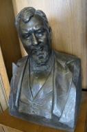Bust of Hotchkiss