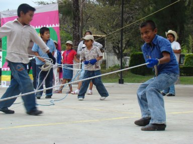 CHILDREN'S CULTURAL ACTIVITY IN MEXICO