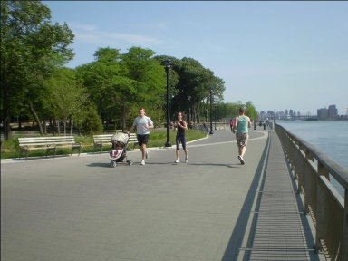 PUBLIC SPACES IN NEW YORK