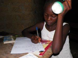 THE LIBERIA CHILD FUND