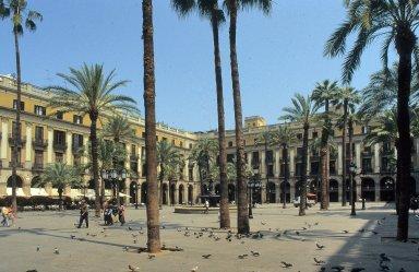 [Plaça Reial, Barcelona, Plaza Real, Barcelona]