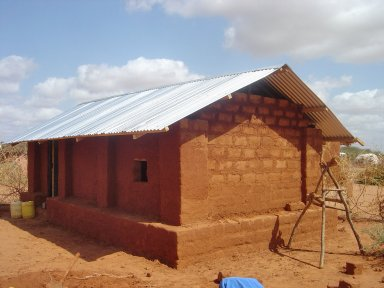 Self Constructed Shelter