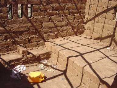 Gambellan Mud Brick Construction