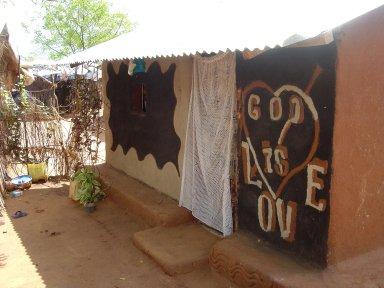 Sudanese Refugee Shelter