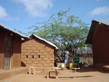 Gambella Refugee House