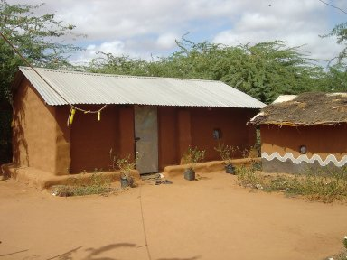 Somali Refugee House