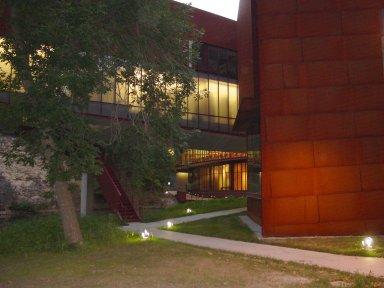 Art Building West