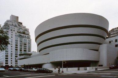 Solomon R. Guggenheim Museum, New York City