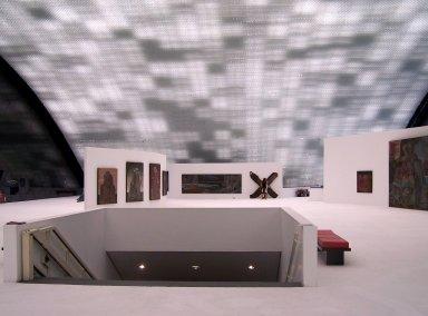 [Oscar Niemeyer Museum, Museo Oscar Niemeyer]