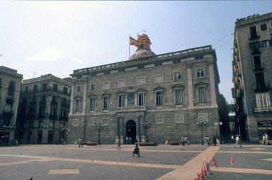 [Palau de la Generalitat, Barcelona, The Generalitat Palace]