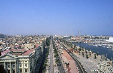Waterfront Boulevard, Barcelona