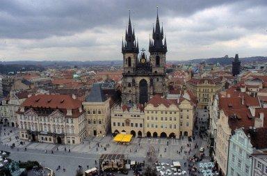 [Old Town Square, Prague, Staroměstské náměstí]