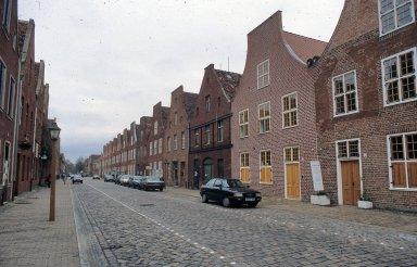 [Dutch Quarter, Potsdam, Germany, Holländisches Viertel, Potsdam, Germany]