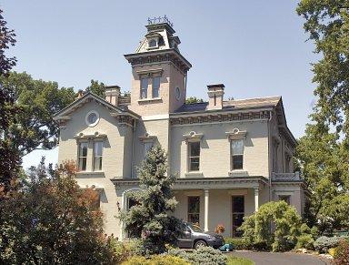 [Robert Buchanan House, Greenhills]