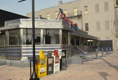Queen City Diner
