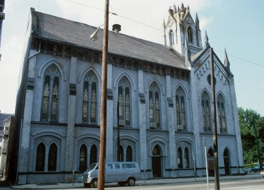 [Deutsche Protestantische St. Johannes Kirche, Apostolic Bethlehem Temple Church, St. John German Protestant Church]