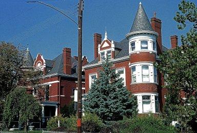 Pfleger Family Houses