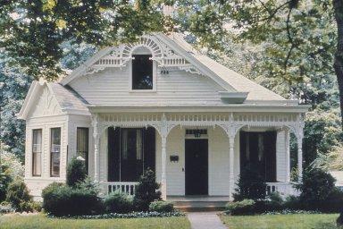[J.G. Porter House, 3435 Observatory Place]