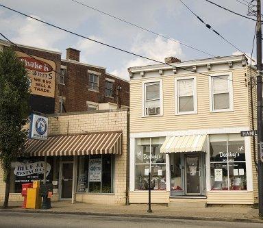 Hamilton Avenue Business District