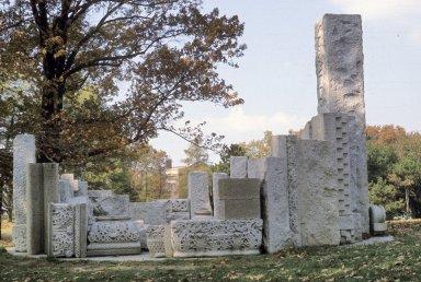 [H.H. Richardson Monument, Burnet Woods Monument]