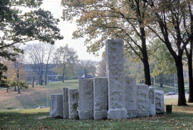 [Burnet Woods Monument, H.H. Richardson Monument]