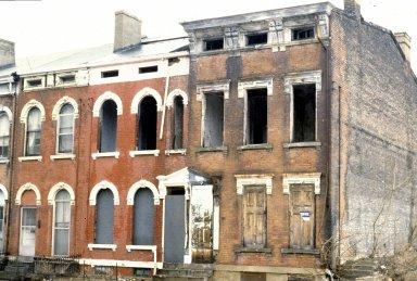 808-810 Poplar Street, West End, Cincinnati, Ohio