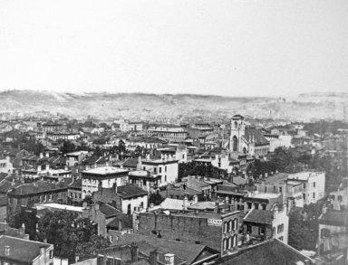 Cincinnati Basin in 1866