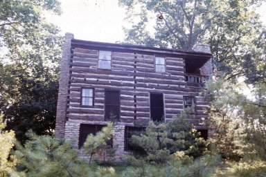 Kemper Log House