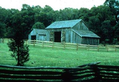 Gatch-Megrue Barn Complex