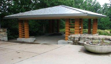 Mt. Airy Forest Oak Ridge Lodge