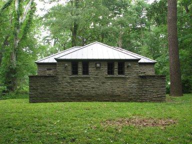 Fernbank Shelter Building