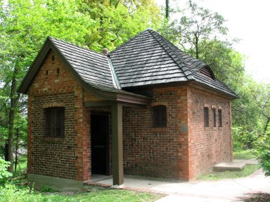 Ault Park Comfort Station