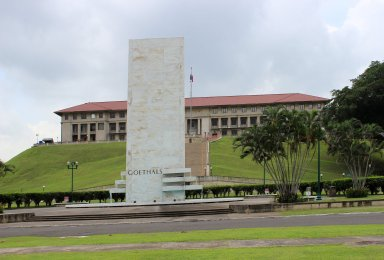 Panama Canal Administration Building