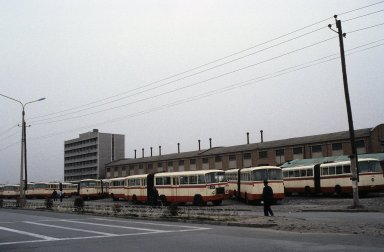 Beijing Transportation Buildings