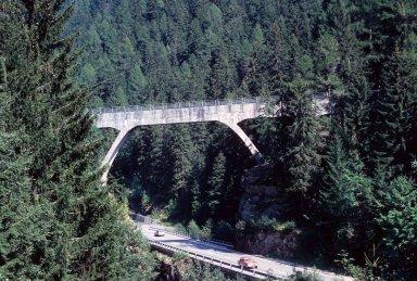 Bridge over the Eau Noire