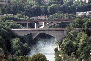 Bern-Lorraine Strassen Bridge