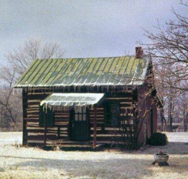 William Lipps Log Cabin