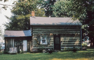 Council Log Cabin