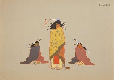 [Les peintres indiens d'Amérique, American Indian painters, The Prophet]