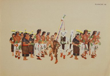 [Les peintres indiens d'Amérique, American Indian painters, Prayer for Rain]