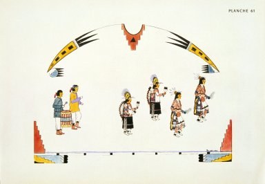 [Les peintres indiens d'Amérique, American Indian painters, Harvest Dance]