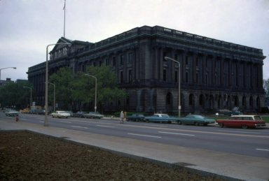 Cuyahoga County Courthouse