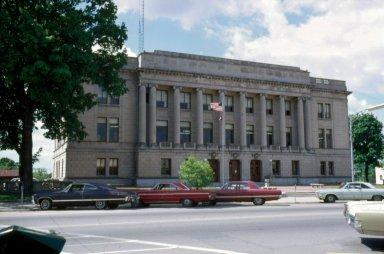 Preble County Courthouse