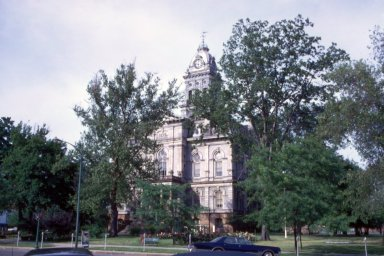 Licking County Courthouse