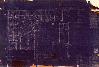 Detail Drawing Bond 5th Floor Plan (A 268)