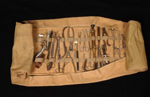 Battlefield Surgical Kit