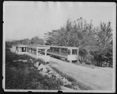 Rapid Transit Photographs -- Box 12, Folder 04 (November 21, 1923 - August 28, 1924) -- print, 1924-08-28