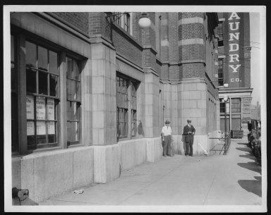 Rapid Transit Photographs -- Box 12, Folder 12 (September 17, 1926 - September 18, 1926) -- print, 1926-09-17, 3:36 A.M.