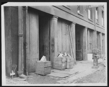 Rapid Transit Photographs -- Box 12, Folder 13 (September 18, 1926 - September 20, 1926) -- print, 1926-09-18, 8:44 A.M.